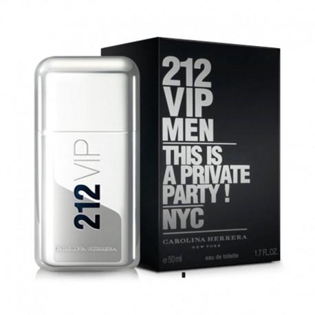 Carolina Herrera 212 VIP Men edt 50 ml spray