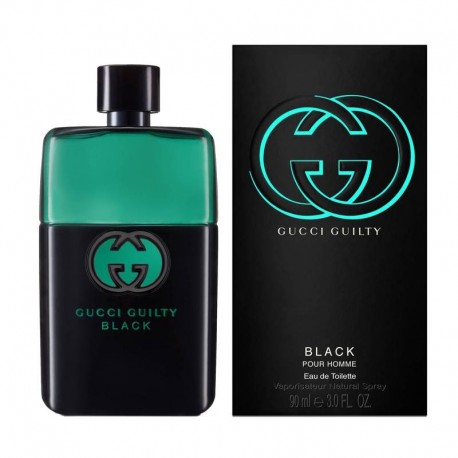 Gucci Guilty Black Pour Homme edt 90 ml spray