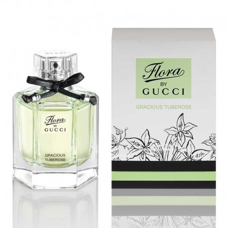 Gucci Flora Gracious Tuberose edt 50 ml spray