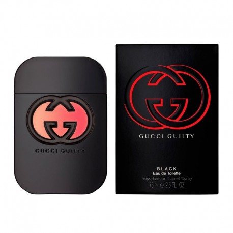 Gucci Guilty Black edt 75 ml spray