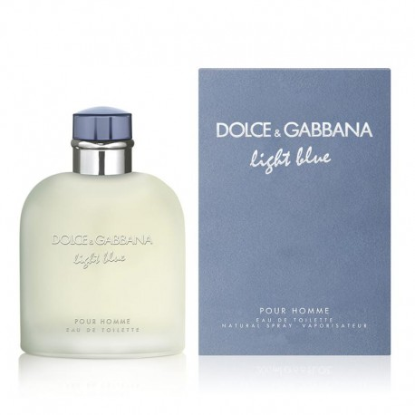 Dolce & Gabbana Light Blue Homme edt 125 ml spray