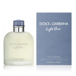 Dolce & Gabbana Light Blue Homme edt 200 ml spray