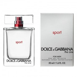 Dolce & Gabbana The One For Men Sport edt 50 ml spray