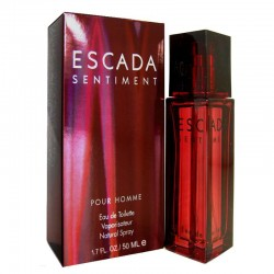 Escada Sentiment Homme edt 50 ml spray