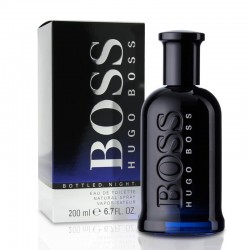 Hugo Boss Bottled Night edt 200 ml spray