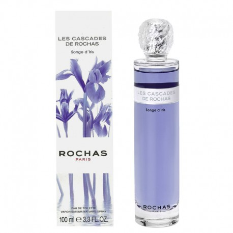Rochas Les Cascades Songe D´iris edt 100 ml spray