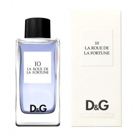 Dolce & Gabbana Anthology La Roue De La Fortune 10 edt 50 ml spray