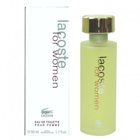 Lacoste For Women edt 50 ml spray