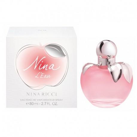 Nina Ricci Nina L´Eau eau fraiche 80 ml spray