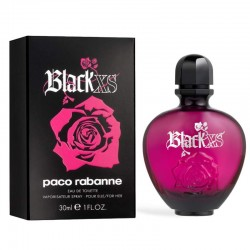Paco Rabanne Black XS Woman edt 30 ml spray