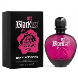 Paco Rabanne Black XS Woman edt 50 ml spray