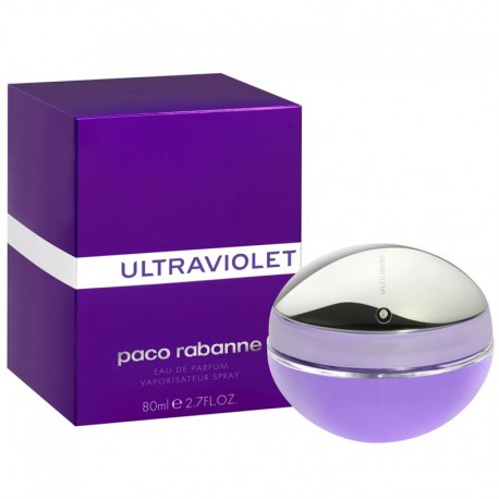 Paco Rabanne Ultraviolet Woman edp 80 ml spray
