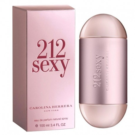 Carolina Herrera 212 Sexy edp 100 ml spray