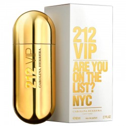 Carolina Herrera 212 VIP edp 80 ml spray
