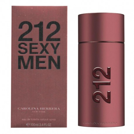 Carolina Herrera 212 Sexy Men edt 100 ml spray
