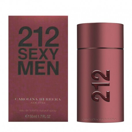 Carolina Herrera 212 Sexy Men edt 50 ml spray