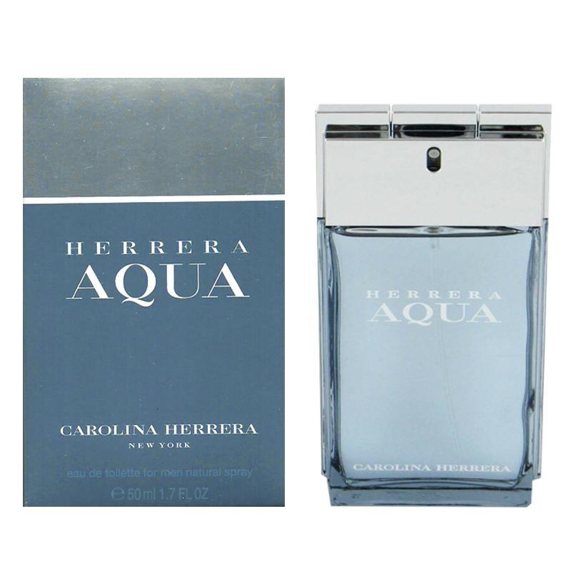 official photos f075a a2cc8 Carolina Herrera Aqua edt 50 ml spray