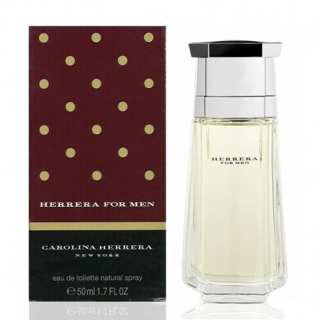 Carolina Herrera For Men edt 50 ml spray