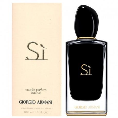 Giorgio Armani Si Eau de Parfum Intense edp 100 ml spray
