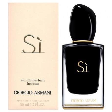 Giorgio Armani Si Eau de Parfum Intense edp 50 ml spray