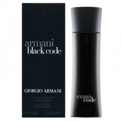 Giorgio Armani Armani Black Code Pour Homme edt 75 ml spray