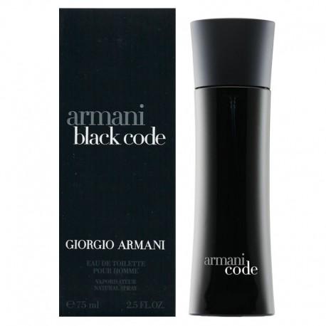 Giorgio Armani Armani Black Code Pour Homme edt 75 ml spray