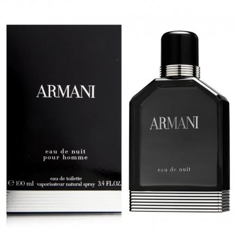 Giorgio Armani Armani Eau De Nuit Pour Homme edt 100 ml spray