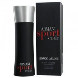 Giorgio Armani Armani Sport Code Pour Homme edt 125 ml spray