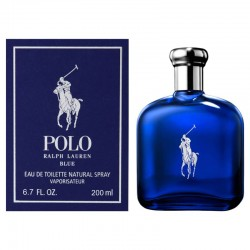 Ralph Lauren Polo Blue edt 200 ml spray