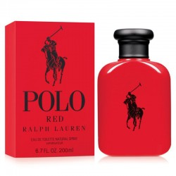 Ralph Lauren Polo Red edt 200 ml spray
