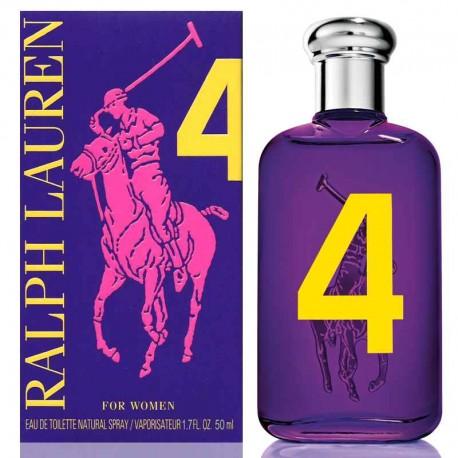 Ralph Lauren The Big Pony Women 4 edt 50 ml spray