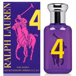 Ralph Lauren The Big Pony Women 4 edt 30 ml spray