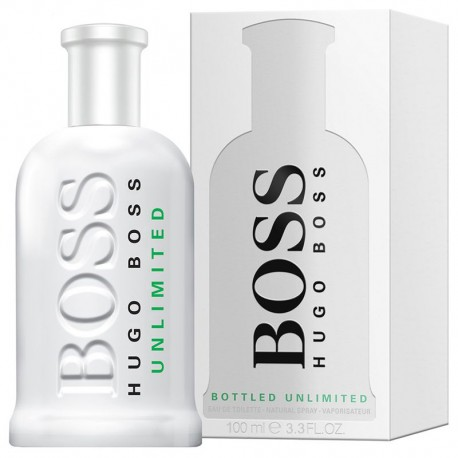 Hugo Boss Bottled Unlimited edt 100 ml spray