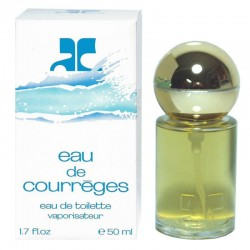 Courreges Eau edt 50 ml spray fórmula antigua