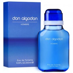 Don Algodon Hombre edt 200 ml no spray