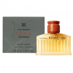 Laura Biagiotti Roma Uomo edt 40 ml spray