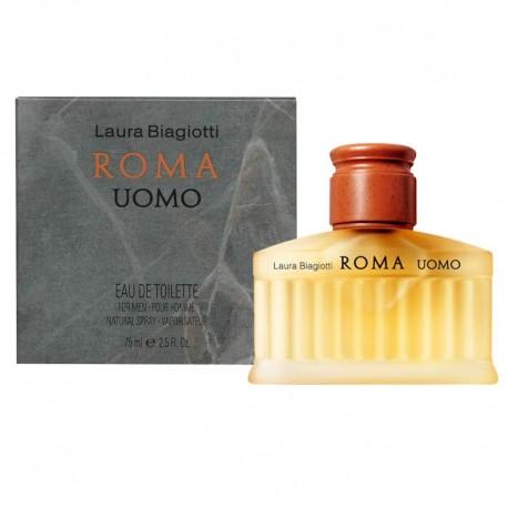 Laura Biagiotti Roma Uomo edt 75 ml spray