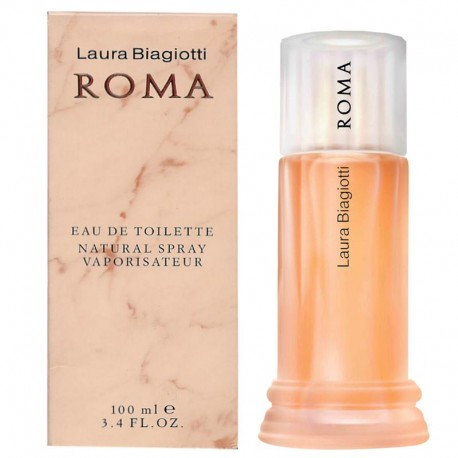 Laura Biagiotti Roma edt 100 ml spray
