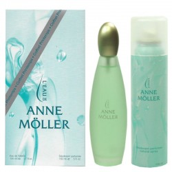 Anne Moller L´eau de Anne Moller estuche edt 100 ml spray + Desodorante 150 ml spray
