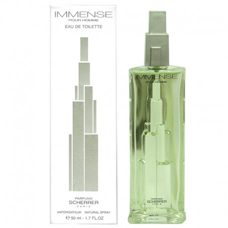 Scherrer Immense Pour Homme edt 50 ml spray