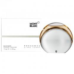 Mont Blanc Presence D´une Femme edt 75 ml spray