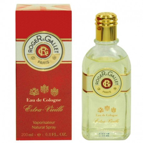 Roger & Gallet Extra Vieille eau cologne 200 ml spray