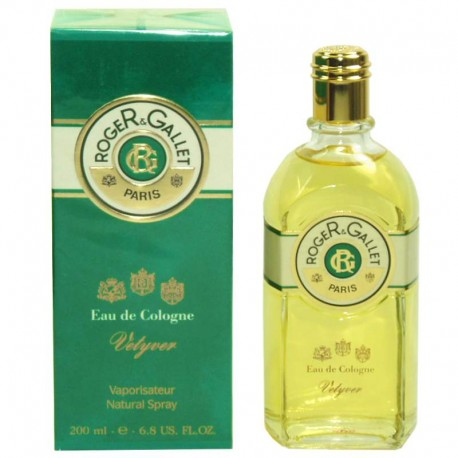 Roger & Gallet Vetyver eau cologne 200 ml spray