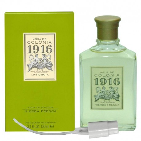 1916 Hierba Fresca Myrurgia agua de colonia 100 ml spray