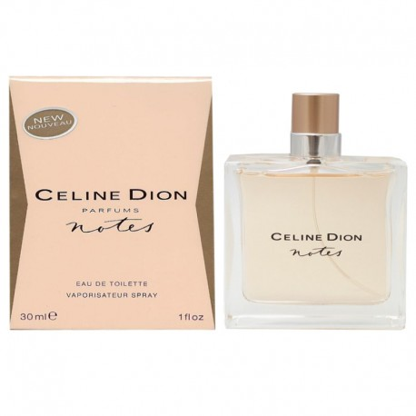 Celine Dion Notes edt 30 ml spray