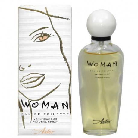 Woman Margaret Astor Coty edt 30 ml spray tamaño de viaje