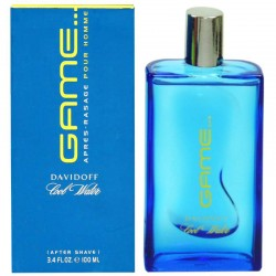 Davidoff Cool Water Game Man After Shave Lotion 100 ml
