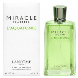 Lancome Miracle Homme L´Aquatonic edt 125 ml spray