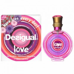 Desigual Love edt 30 ml spray