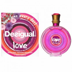 Desigual Love edt 50 ml spray